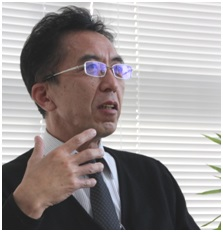 安藤保事務長2