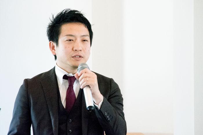 金城悠貴氏(済生会横浜市東部病院 医事企画室 主任)