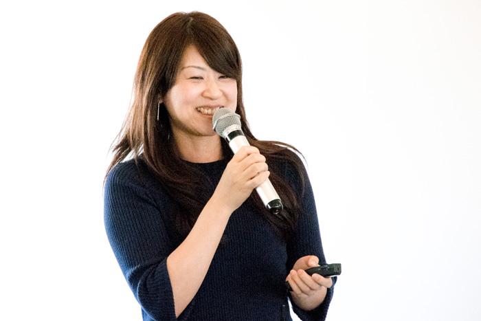 堀川知香氏(聖路加国際大学 情報システムセンター)