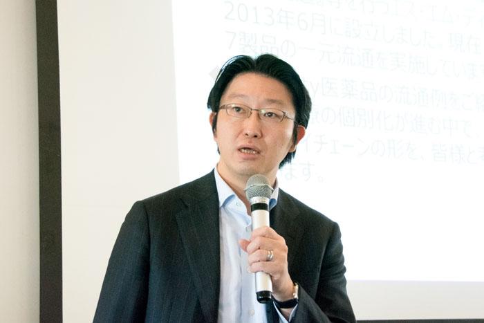 福神雄介氏(エス・エム・ディ株式会社 代表取締役)