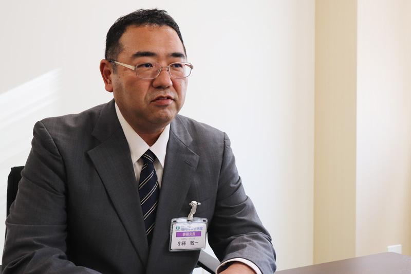 福岡輝栄会病院 事務次長