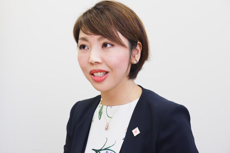 順洋会グループ 櫻井英里子